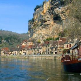 Panoramica de La Roque-Gageac